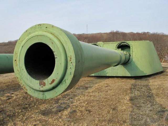 6903 - Корабельные пушки-монстры в музеях и во дворах...