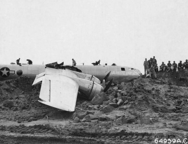 69038 - Стратегические бомбардировки Германии и Японии