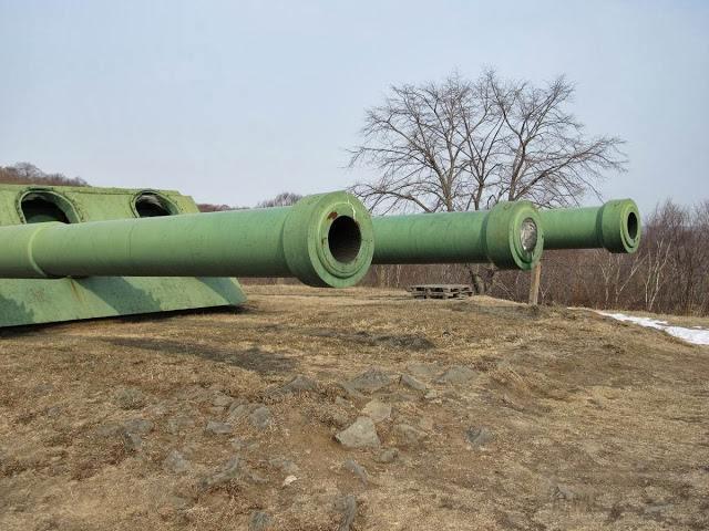 6904 - Корабельные пушки-монстры в музеях и во дворах...