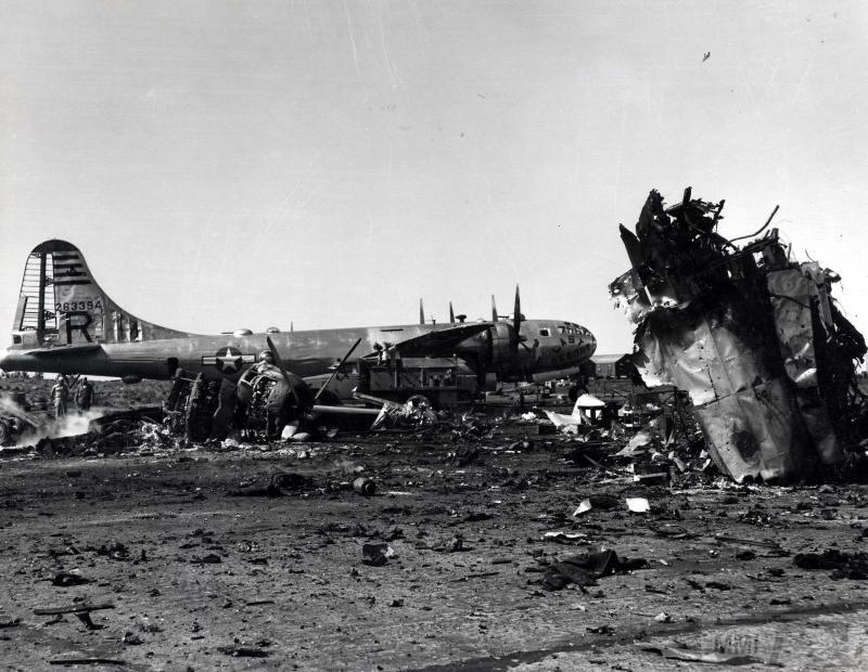 69042 - Стратегические бомбардировки Германии и Японии