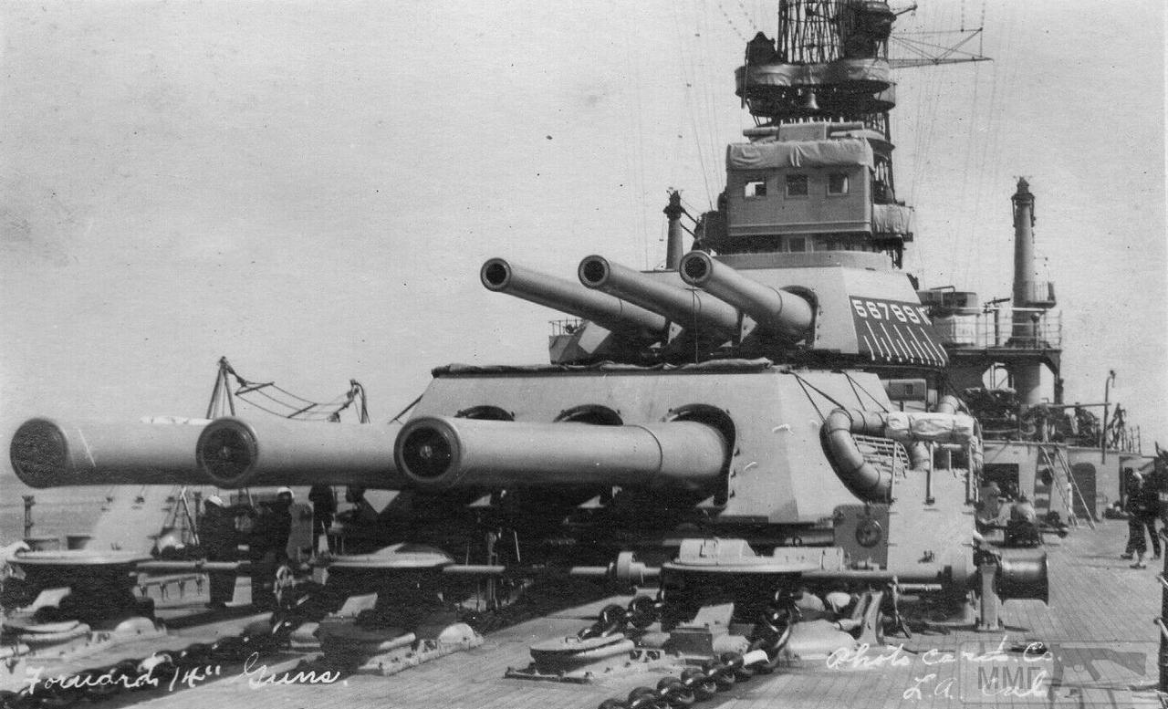 69137 - Главный калибр USS Idaho (BB-42)