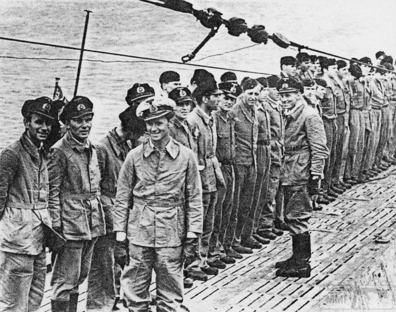 69156 - Волчьи Стаи - Германские подводные лодки двух мировых войн