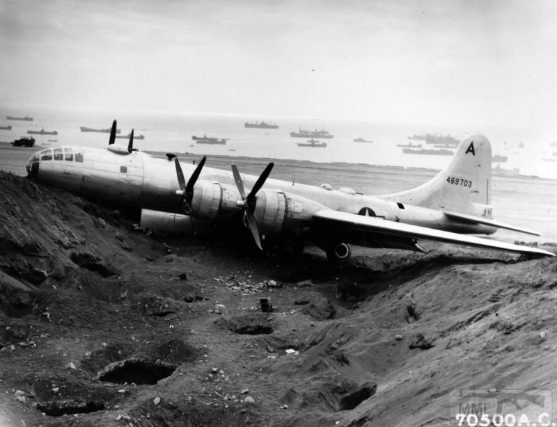 69166 - Стратегические бомбардировки Германии и Японии