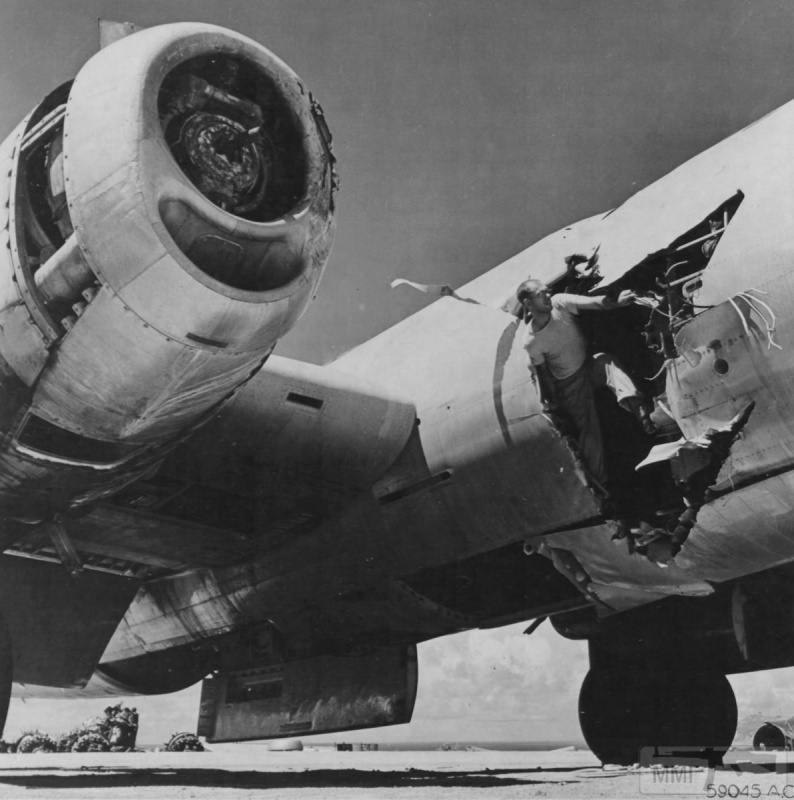 69167 - Стратегические бомбардировки Германии и Японии