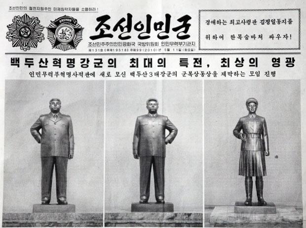 6925 - Северная Корея - реалии