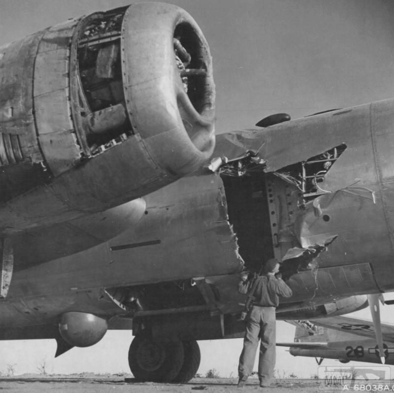 69269 - Стратегические бомбардировки Германии и Японии