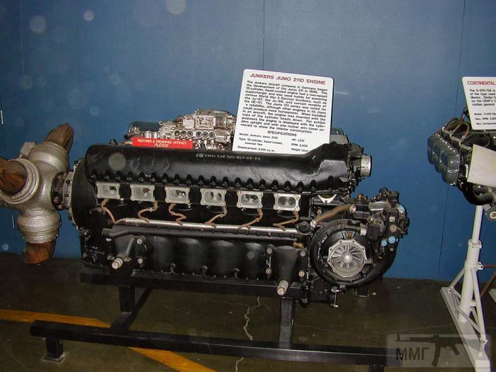 69281 - Двигатель Messerschmitt Me-264 Amerika