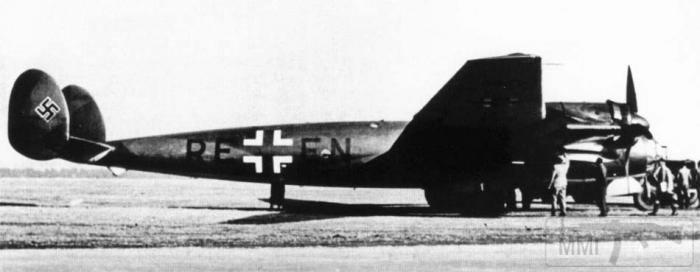 69282 - Первый прототип Messerschmitt Me-264 Amerika