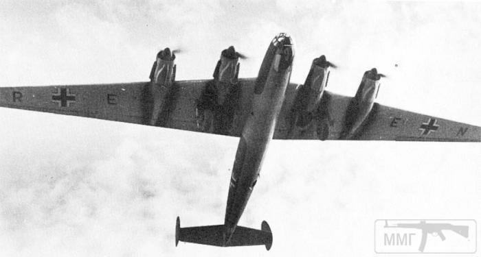 69284 - Первый прототип Messerschmitt Me-264 Amerika