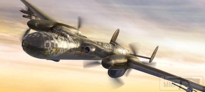 69293 - Messerschmitt Me-264 Amerika