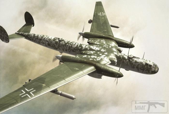 69294 - Messerschmitt Me-264 Amerika