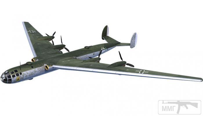 69297 - Messerschmitt Me-264 Amerika
