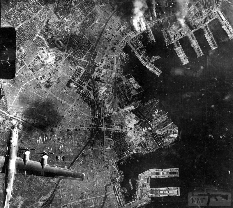 69320 - Стратегические бомбардировки Германии и Японии