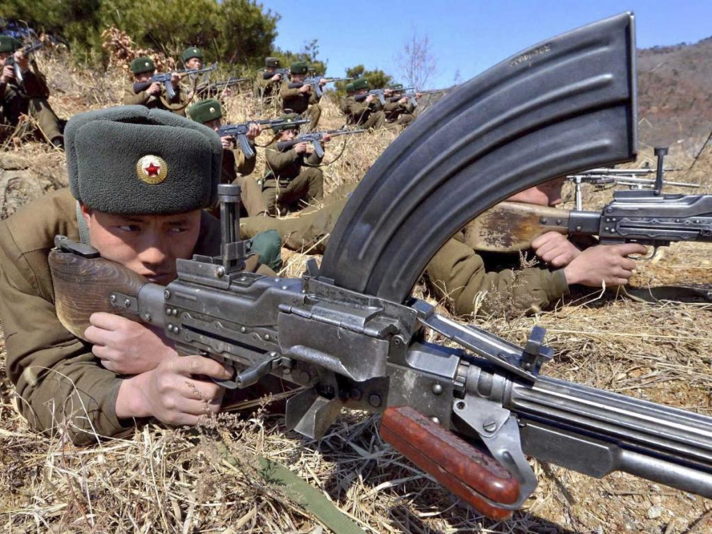 6936 - Северная Корея - реалии