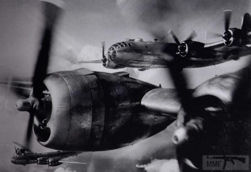 69363 - Стратегические бомбардировки Германии и Японии