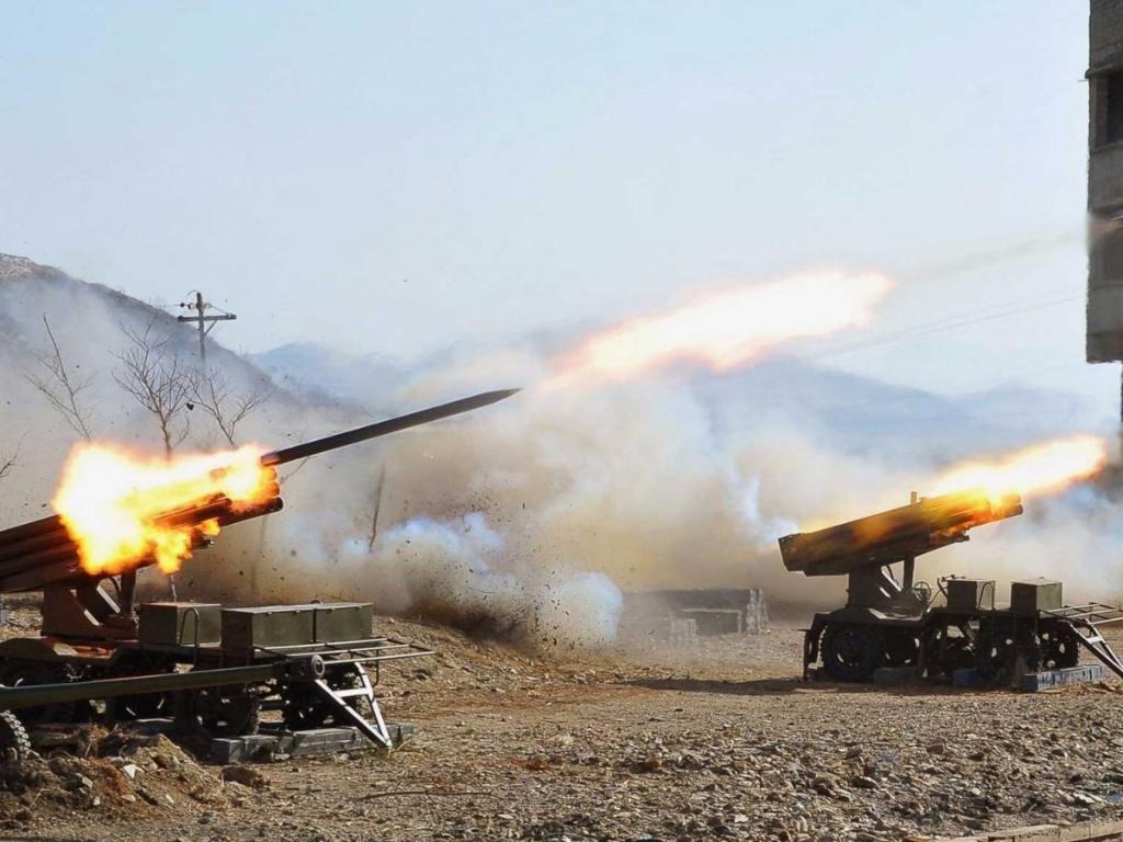 6937 - Северная Корея - реалии
