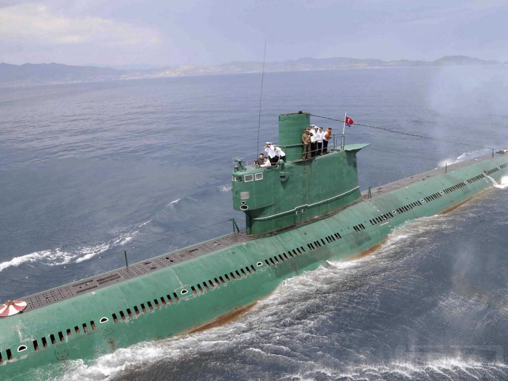 6938 - Северная Корея - реалии