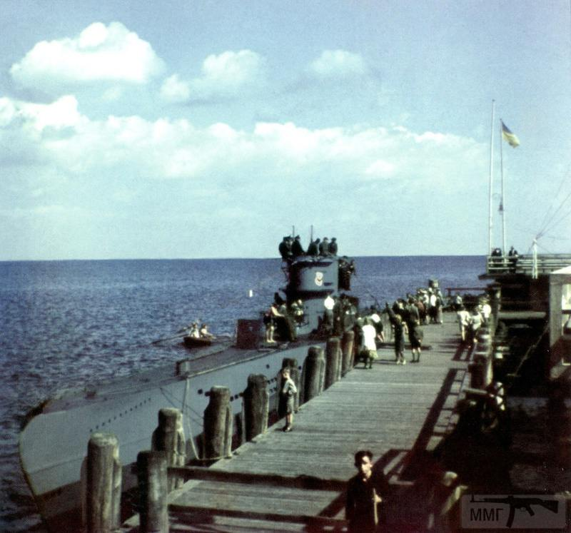 69399 - Волчьи Стаи - Германские подводные лодки двух мировых войн