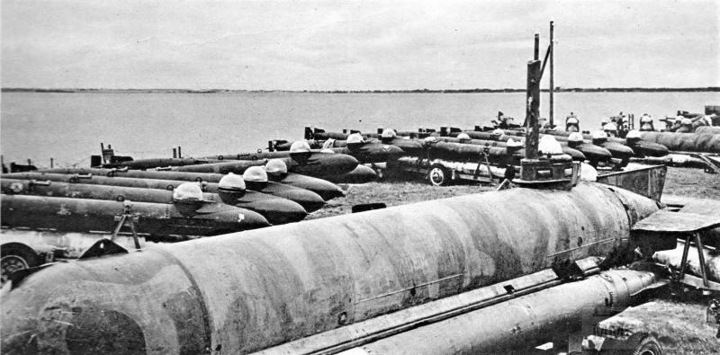 69400 - Волчьи Стаи - Германские подводные лодки двух мировых войн