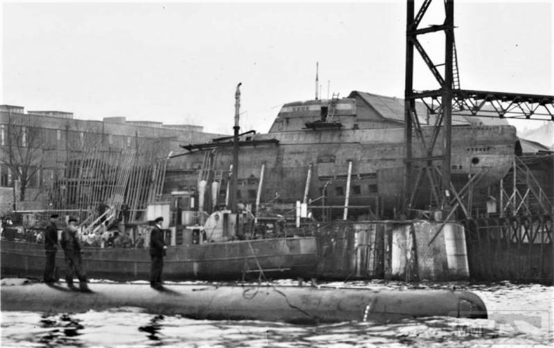 69439 - Волчьи Стаи - Германские подводные лодки двух мировых войн