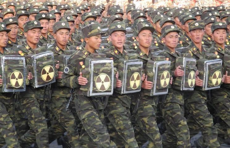 6944 - Северная Корея - реалии