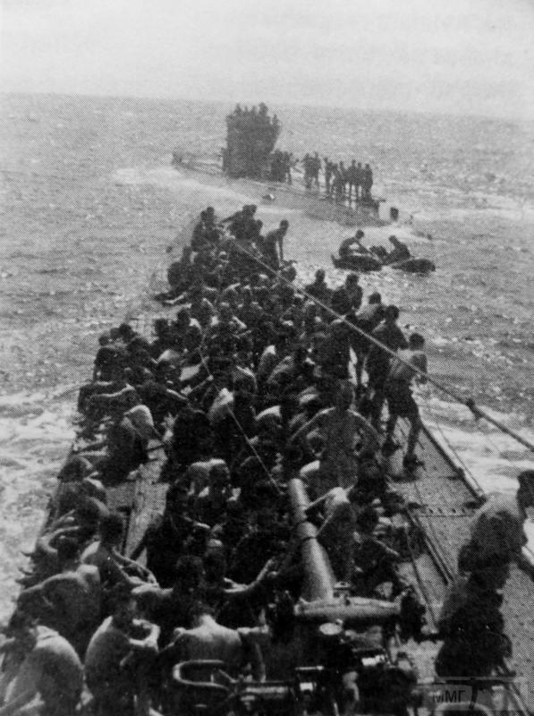 69443 - Волчьи Стаи - Германские подводные лодки двух мировых войн