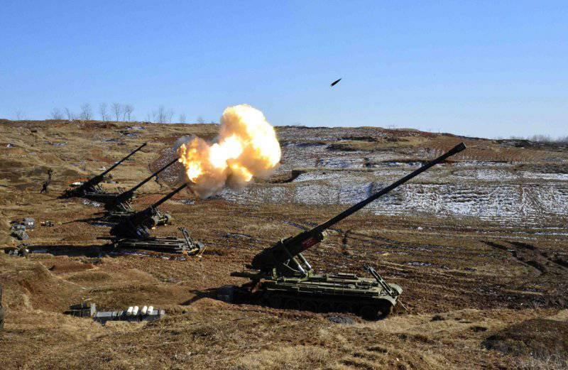 6946 - Артиллерийские учения, 2013
