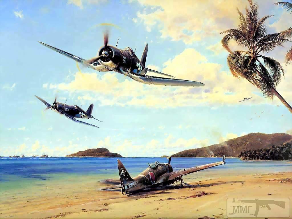 69462 - Война на Тихом океане в цвете