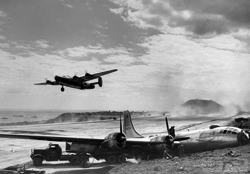 69481 - Стратегические бомбардировки Германии и Японии
