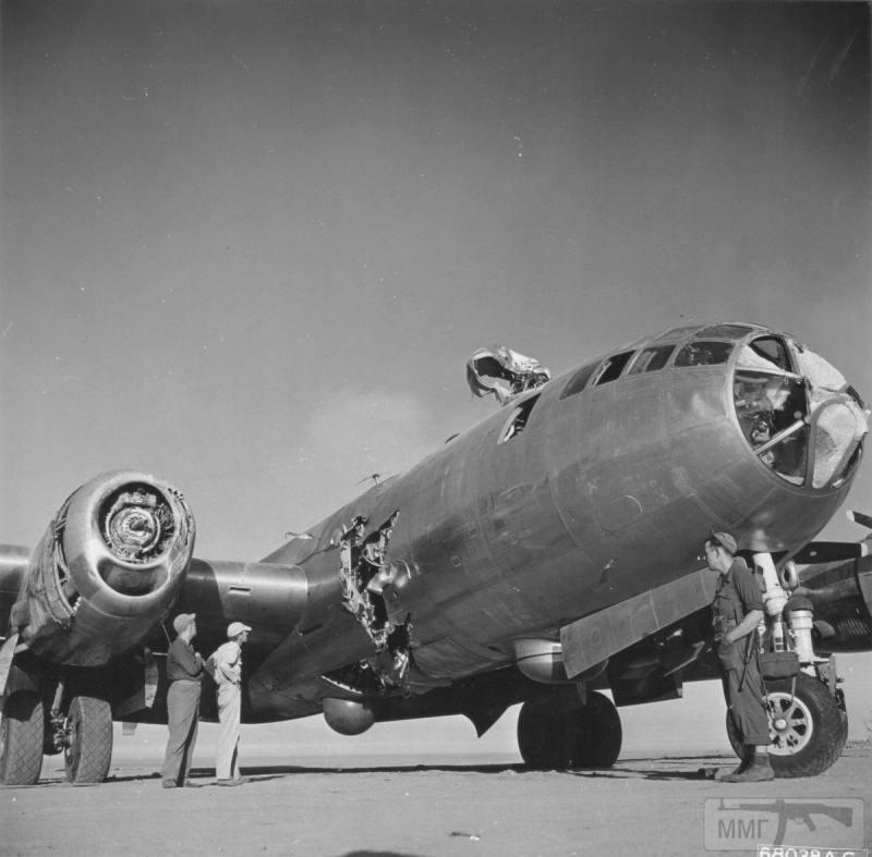 69482 - Стратегические бомбардировки Германии и Японии