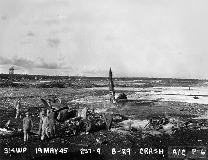 69483 - Стратегические бомбардировки Германии и Японии