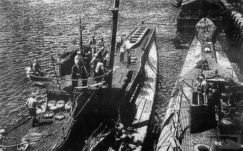 69549 - Волчьи Стаи - Германские подводные лодки двух мировых войн