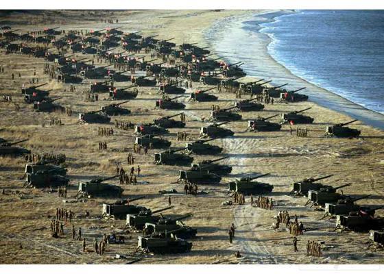 6955 - Северная Корея - реалии