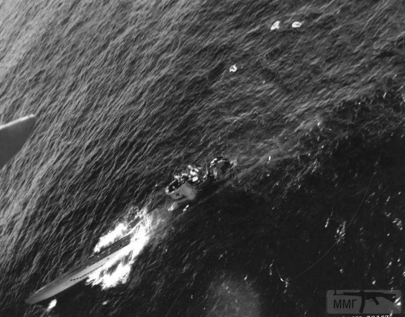 69553 - Волчьи Стаи - Германские подводные лодки двух мировых войн
