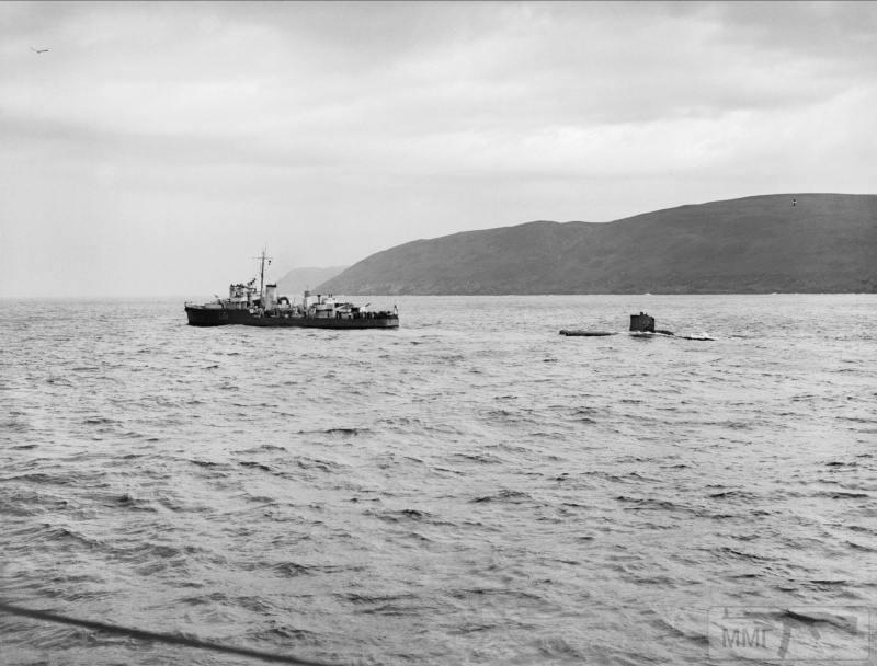 69555 - Волчьи Стаи - Германские подводные лодки двух мировых войн