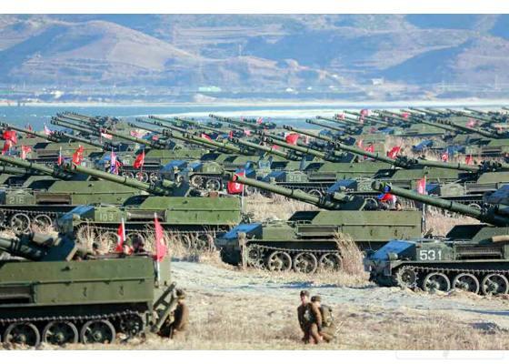 6957 - Северная Корея - реалии