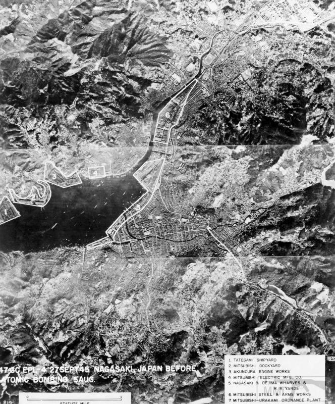 69596 - Хиросима и Нагасаки