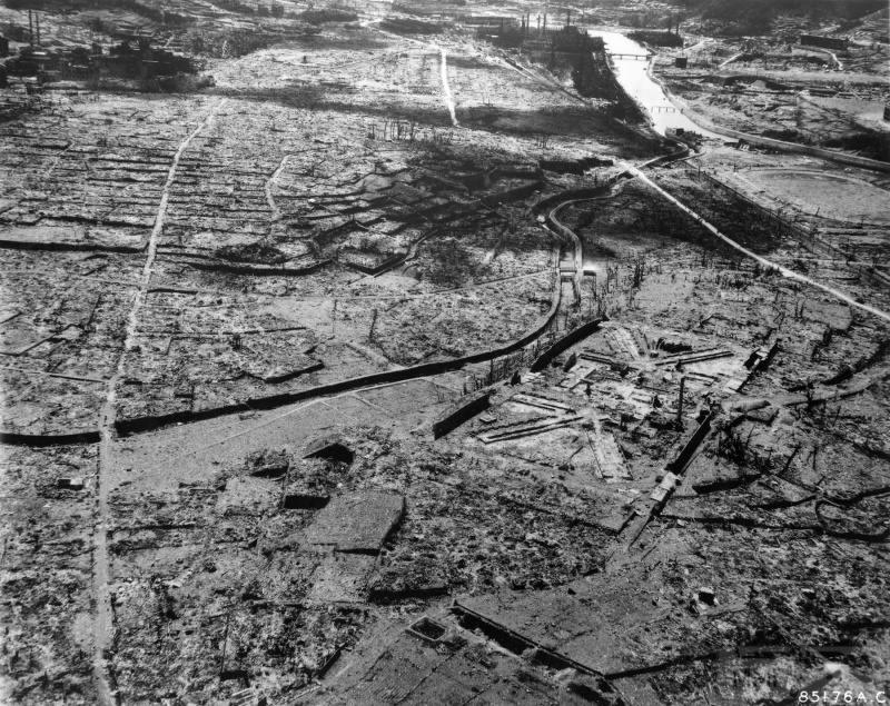 69597 - Хиросима и Нагасаки