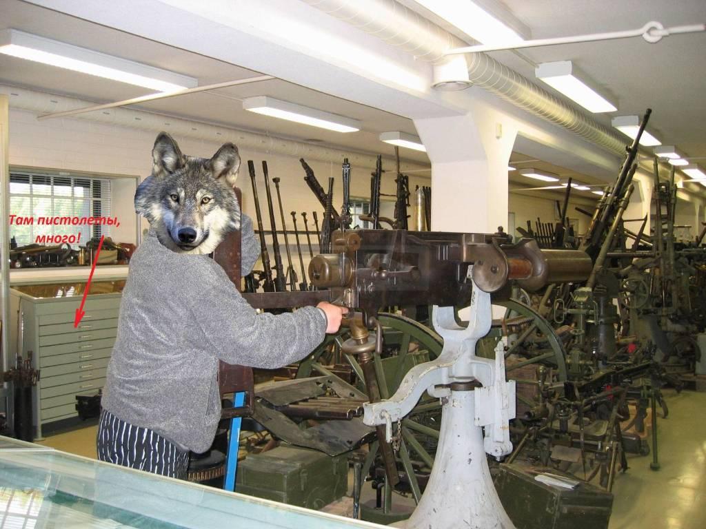 696 - Военно-исторический музей Краснознаменного Приволжско-Уральского военного округа