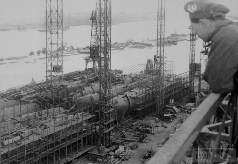 69677 - Волчьи Стаи - Германские подводные лодки двух мировых войн
