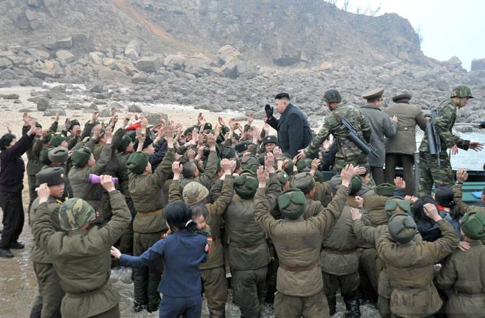 6969 - Северная Корея - реалии
