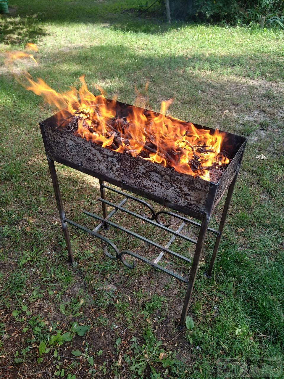 69696 - Закуски на огне (мангал, барбекю и т.д.) и кулинария вообще. Советы и рецепты.