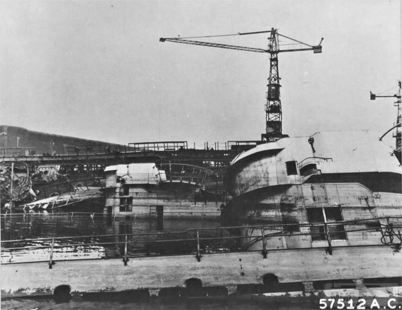69813 - Волчьи Стаи - Германские подводные лодки двух мировых войн
