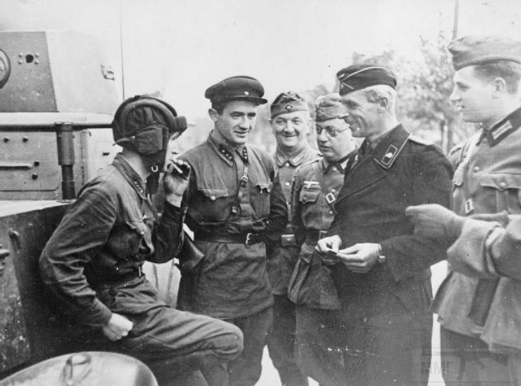6984 - Раздел Польши и Польская кампания 1939 г.
