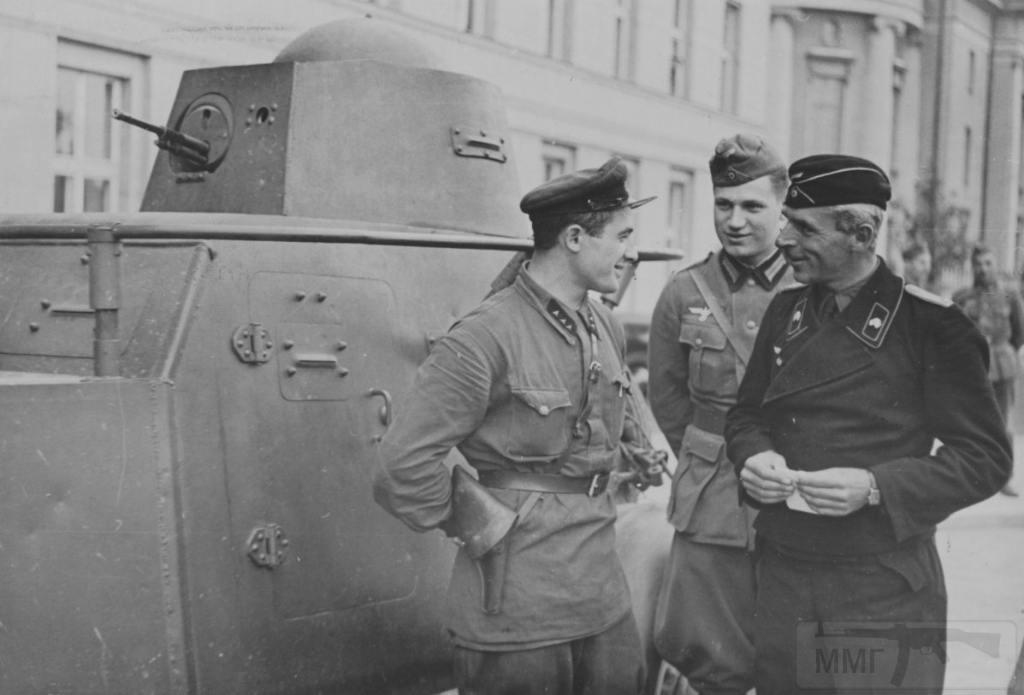 6986 - Раздел Польши и Польская кампания 1939 г.