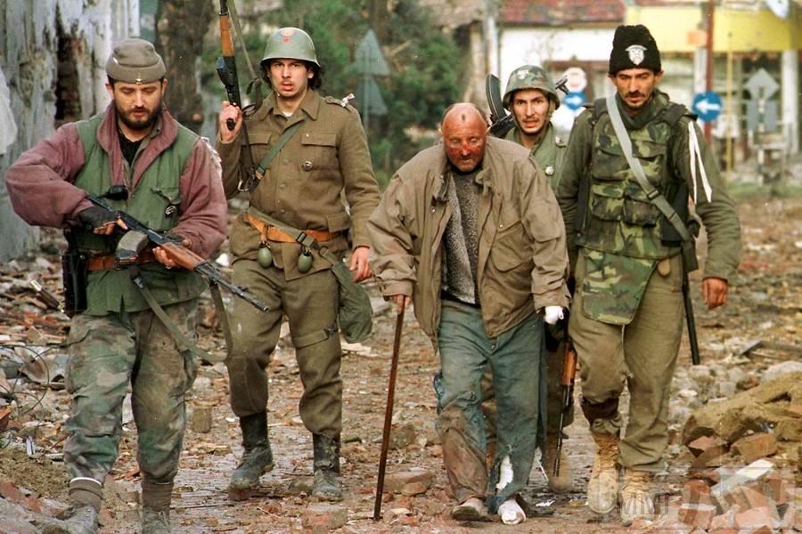 69872 - Фото по теме Югославской войны