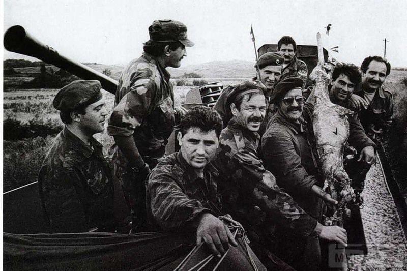69879 - Фото по теме Югославской войны