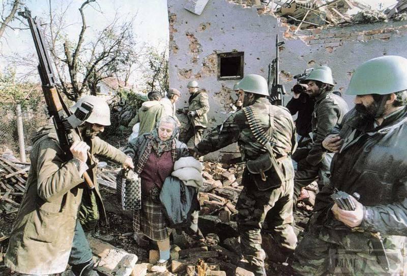 69887 - Фото по теме Югославской войны