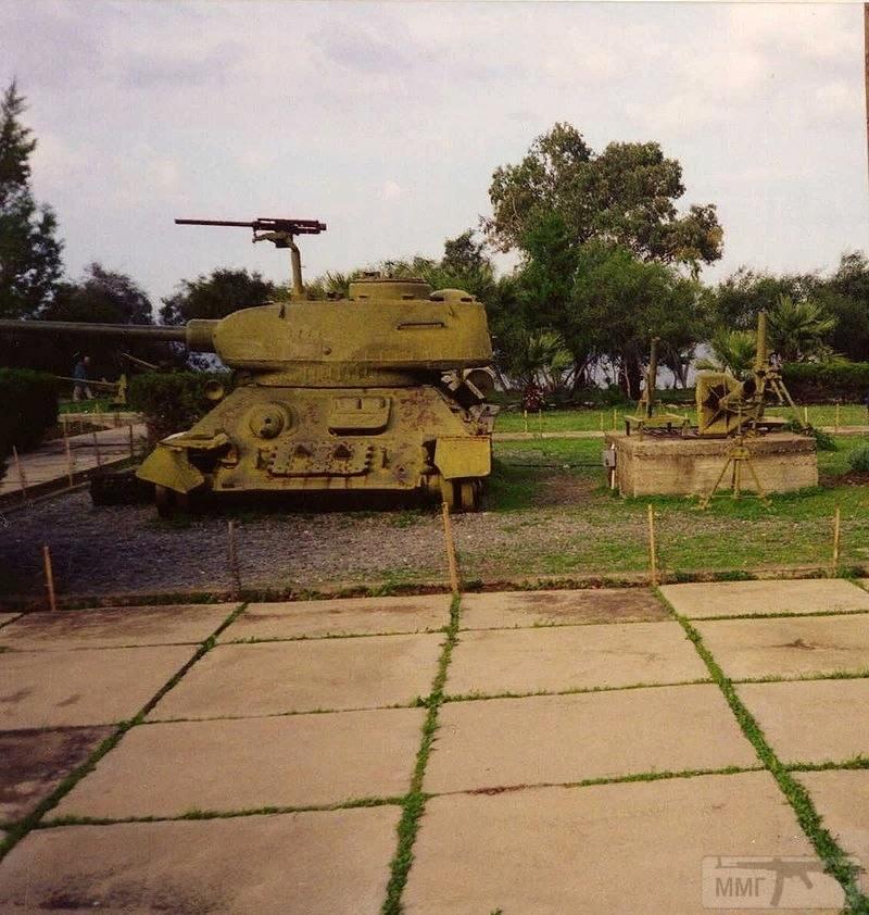 69907 - Послевоенное использование советской бронетехники WW2