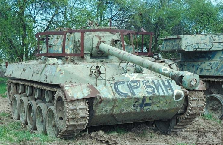 69908 - Фото по теме Югославской войны